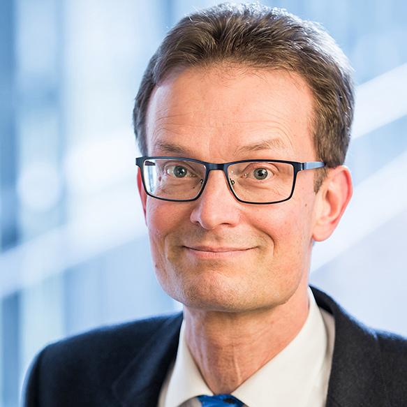 Pfarrer Uwe Matysik